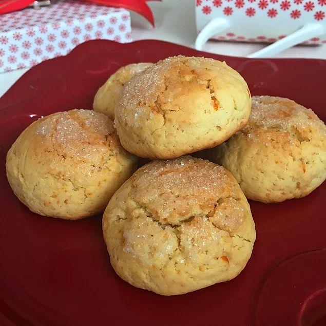 Klasik kurabiye tarifini vermeden geçemezdik