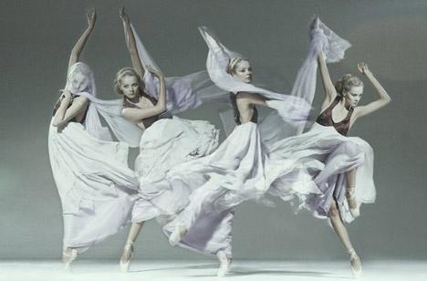 Os rumos do ballet e a dança contemporânea ~ Escola Burlesca de São Paulo
