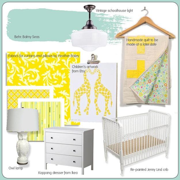 47 Best Nursery Colour Palette Inspiration & Ideas Images