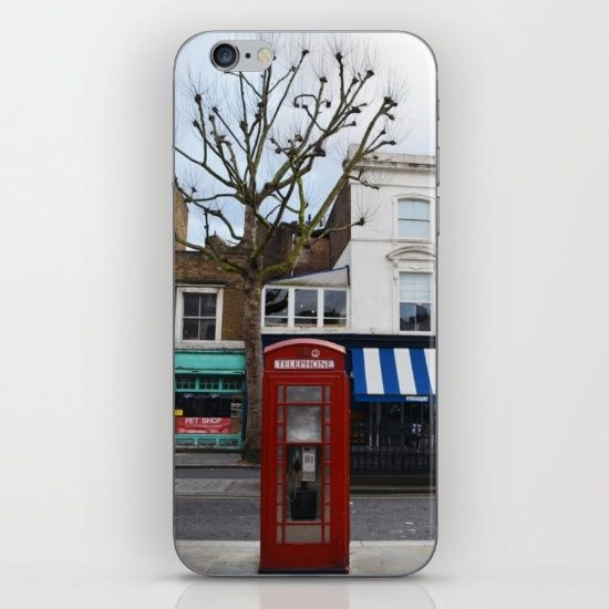 #london #phone #case #cabine #red