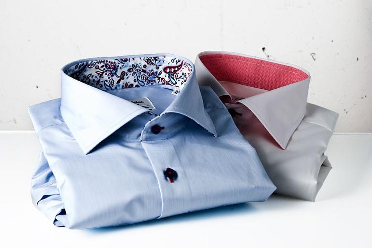 Julklappstips 2012 skjorta från Stenströms, Wårdhs herrmode i Täby centrum. Photo and styling by Björn Welander.
