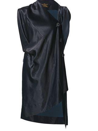 Vivienne Westwood Anglomania  драпированное асимметричное платье