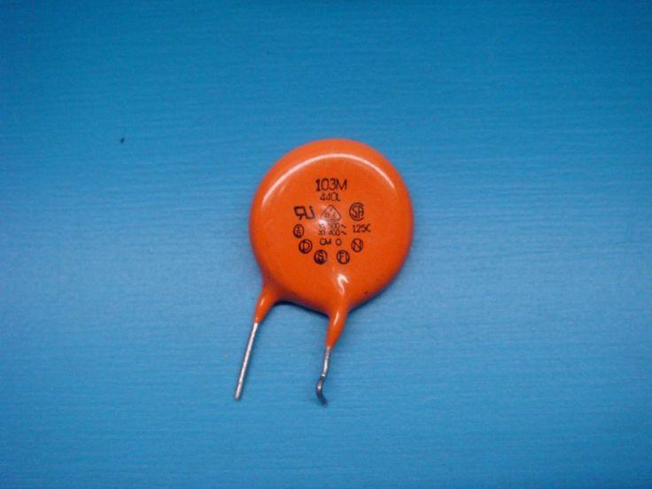 10 Cera Mite 440ls10 01uf 10000pf 500v 760v Radial Ceramic Disc Capacitor Vishay Diy Tech Ceramics Capacitors