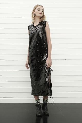 konsanszky_SS16_collection_VALOIRE palliette dress