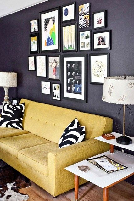 632 best DIY Picture Frames and Gallery Walls images on Pinterest ...