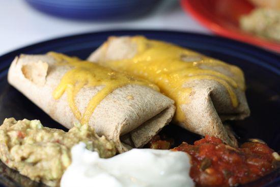 How I make frozen burritos in bulk at home.