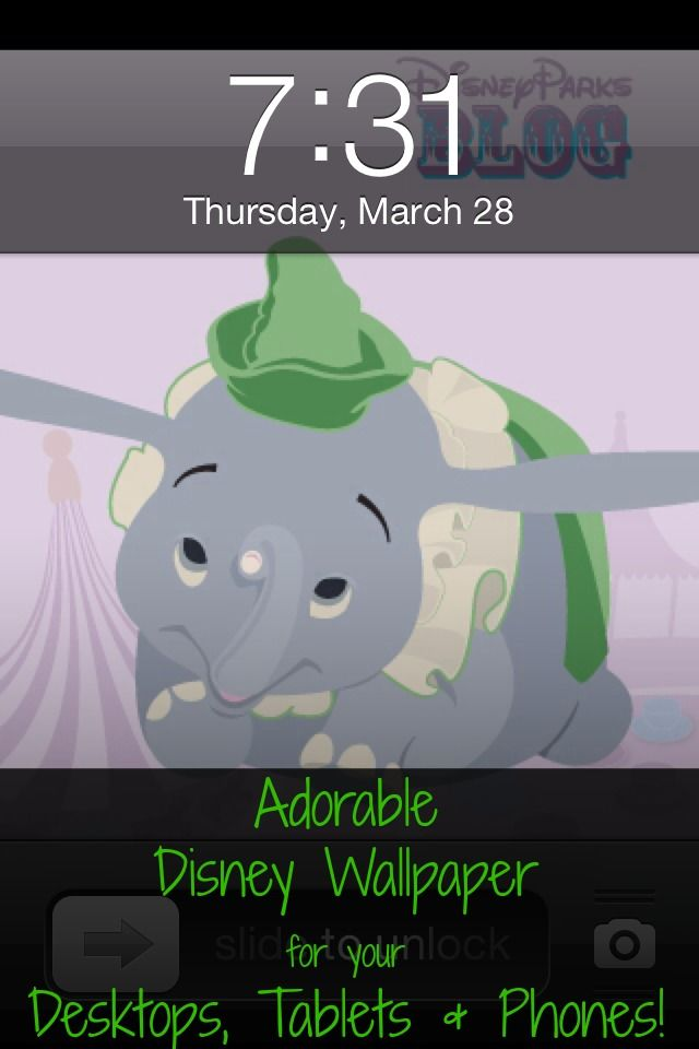 Add some magic to your desktops phones and tablets with - Disney tablet wallpaper ...