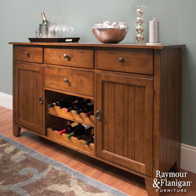 Select A Server Servers Are All About Function So Theyre Great For Casual Dining Rooms Wed Say Storing Wine Is Very Important