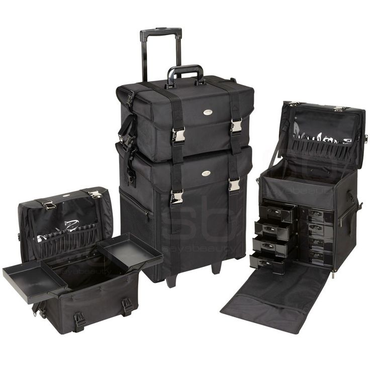 1000 Ideas About Rolling Makeup Case On Pinterest