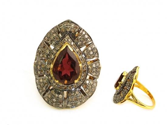 Wedding Rings 6 70g 0 82ct Nizam Diamond Jewelry Ring 411