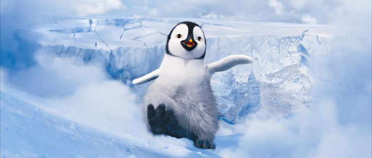 """The penguins love to dance and sing at the south pole from the CG animated movie """"Happy Feet Two"""" wallpaper. Description from simplywallpaper.net. I searched for this on bing.com/images"""