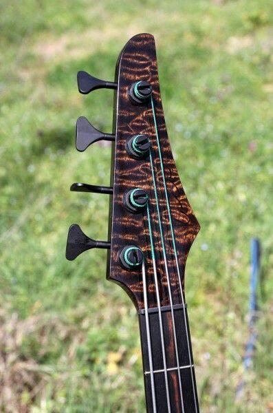 4 String Bass - Custom Guitar
