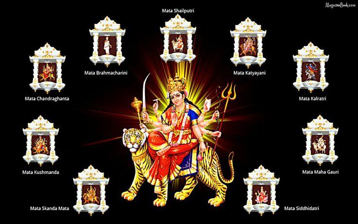 Happy Navratri Images 2014