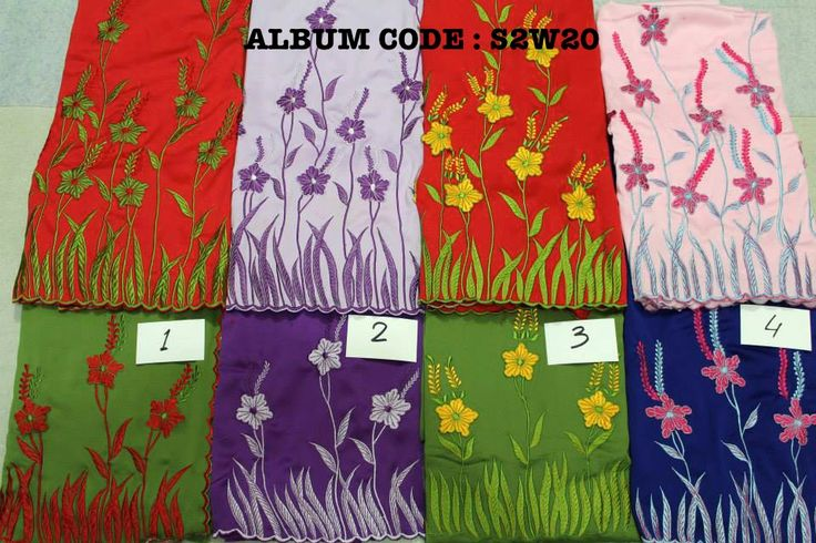 ALBUM CODE : S2W20 ITEM CODE : FOLLOW CODE IN IMAGE PRICE : RM 190