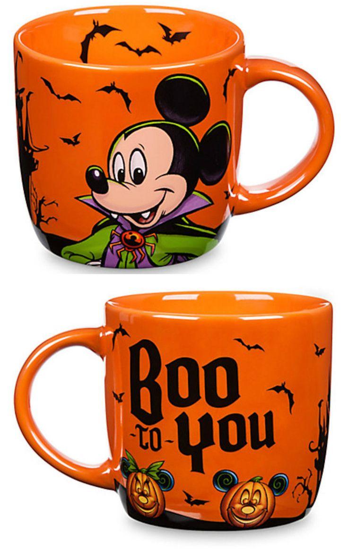 Amazon aladdin coffee mugs - Fab Boo Less Boo To You Disney Parks Mickey Mouse Coffee Mug From Ebay