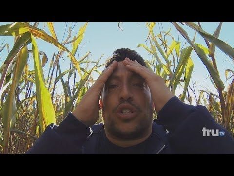 Impractical Jokers - Sal's Haunted Corn Maze - YouTube