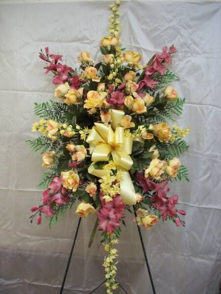 Best flower sprays images on pinterest