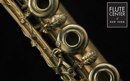 Flute Center of New York - John Lunn's The Dryad's Touch - key work