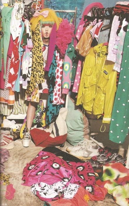 Kyary Pamyu Pamyu >> ughhh let me die in your closet