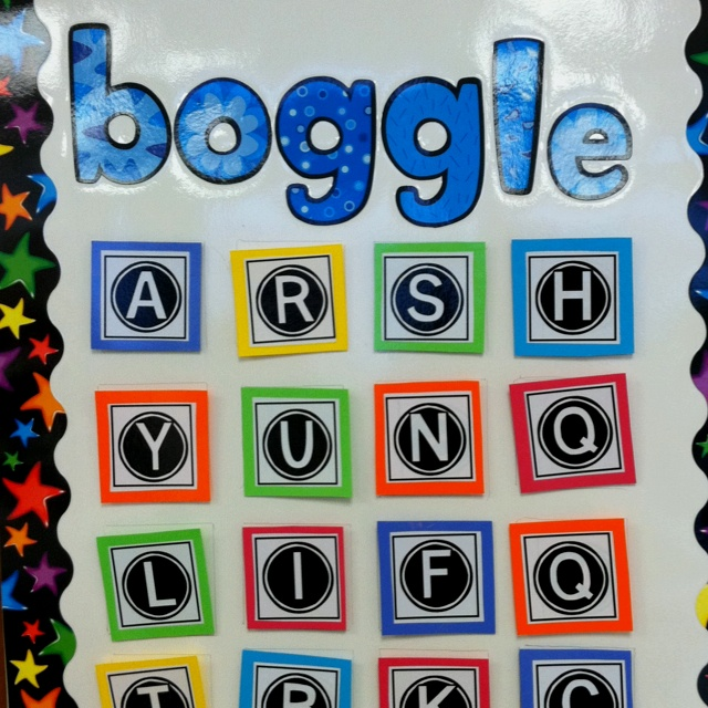 Classroom Design Games ~ The best boggle board ideas on pinterest