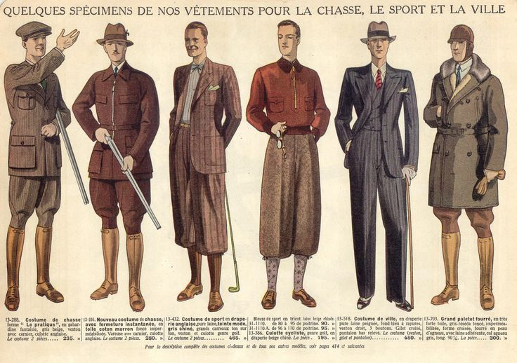 plus fours | Archival Clothing