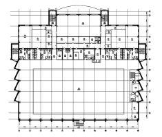 Серия 293-3-59.11 Плавательный бассейн с длиной дорожек 50 метров