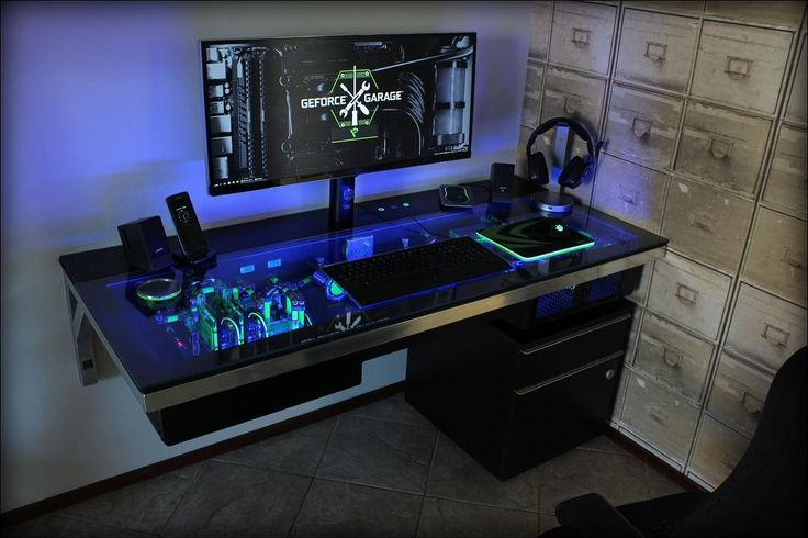 """2,395 Likes, 18 Comments - Computer Builds and Setups! (@pc.media) on Instagram: """"By @l3pje ••• #pcmedia Whenever I think I can build pretty nice systems, I take a look at this one…"""""""