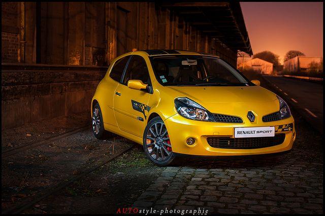 Renault Clio III Renault Sport R27