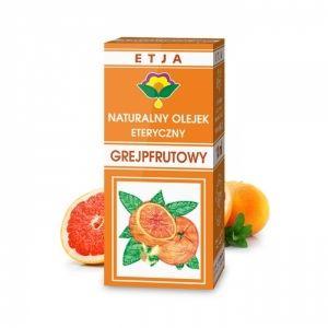 Eteryczny Olejek Grejpfrutowy Grapefruitowy 10 ml ETJA