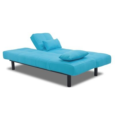 LifeStyle Solutions St. Lucia Convertible Sofa & Reviews | Wayfair