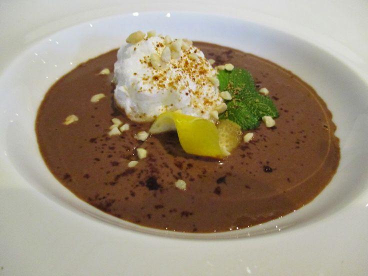 Tinskun keittiössä: Suklainen lumipallokiisseli, vhh