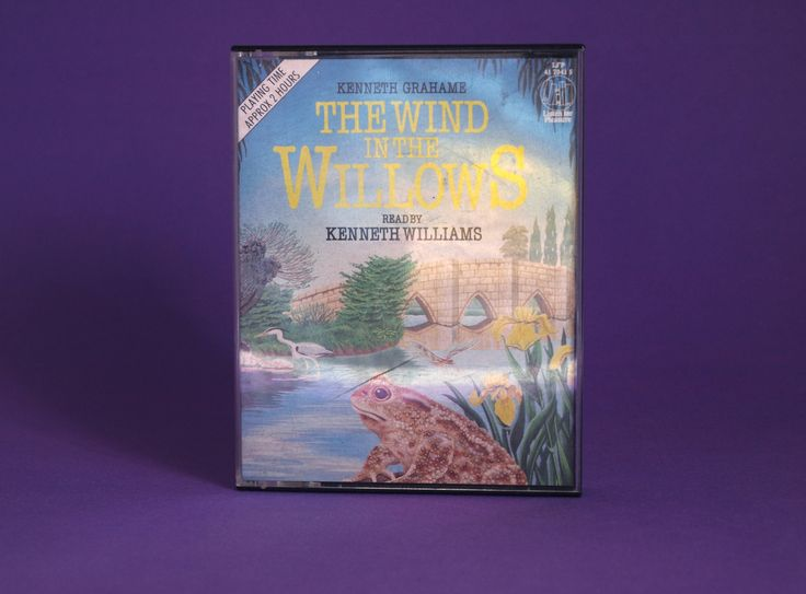 Kenneth Grahame The Wind in the Willows Audio Tape Cassette - 1979 Vintage Retro Audiobook Listen for Pleasure - Read by Kenneth Williams by FunkyKoala on Etsy