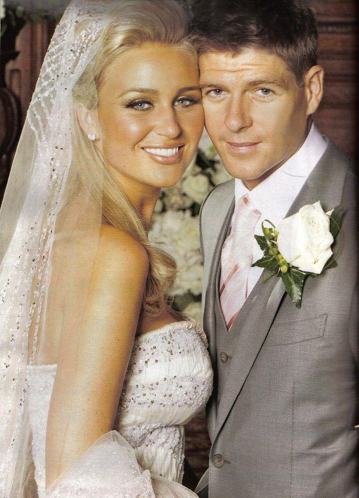 Alex And Steven Gerrard Wedding Make Up By Gary Cockerill Garycockerill