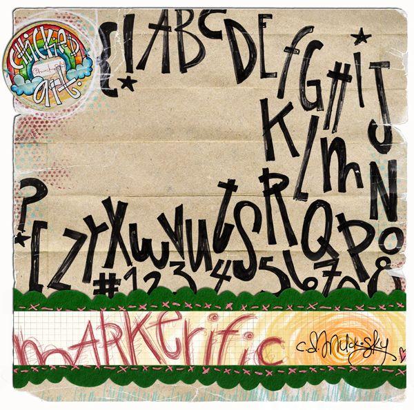 markerific alpha