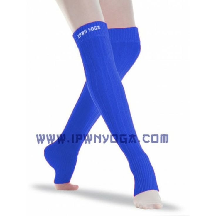 "❤❤❤ LEG WARMERS - BLUE    24"" long leg warmers  ..."