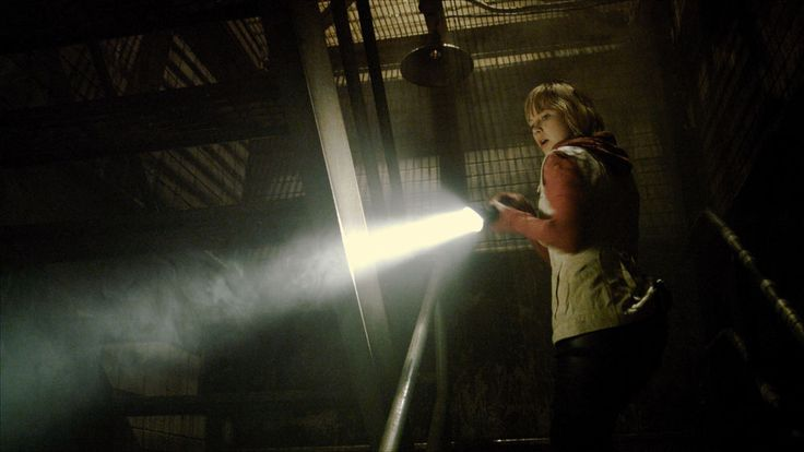 The flashlight, along with the radio, is a staple item of the Silent Hill series, and serves as a useful tool to enhance the level of fear induced in the player by providing a small quantity of light in very dark environments. It is also essential in some cases to have the flashlight switched on to be able to use keys, pick up items or even check a map if there is not adequate lighting available. Doing so however may attract the attention of certain monsters, such as some variants of the...