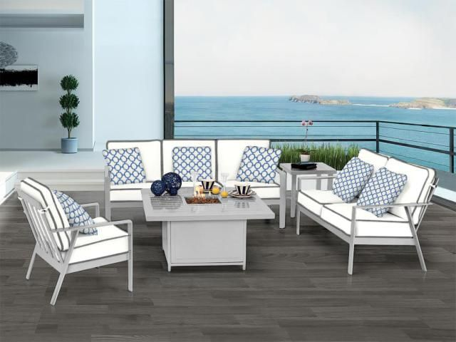 Patio Furniture Brands You Need To Know About: Pride FamilyPride Family  Expressions Patio Furniture.