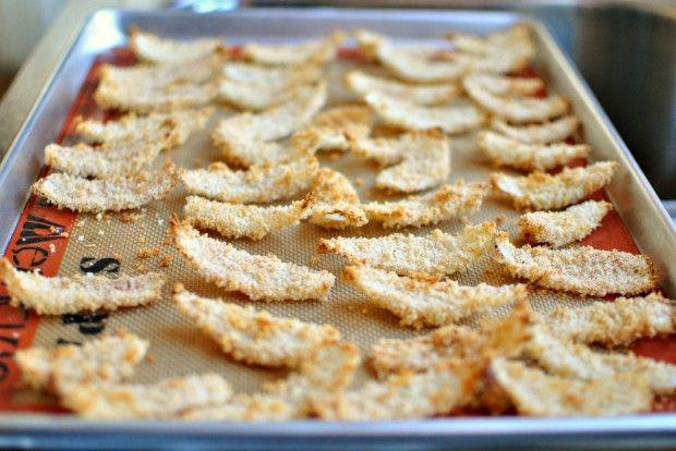 Baked Onion Petals looks very yummy.  #TheTexasFoodNetwork