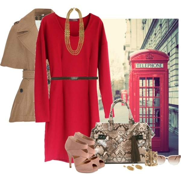 """Rafe """"Roopal"""" python printed leather satchel in a set titled """"Love in London...."""" by becksd78 on Polyvore: Rafe Polyvore, London, Becksd78, Perfect Pairings, Style Fashion"""