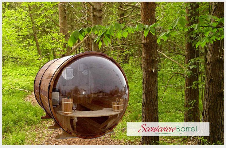 Barrel Sauna Quebec