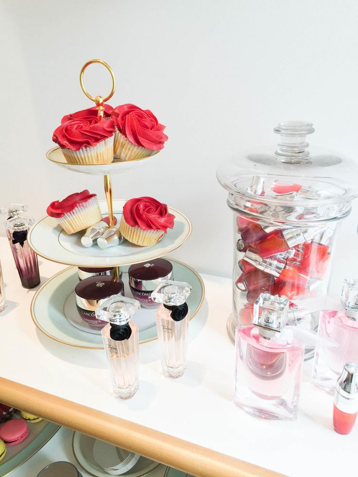 A French Experience at Lancôme Pop Up Cafe