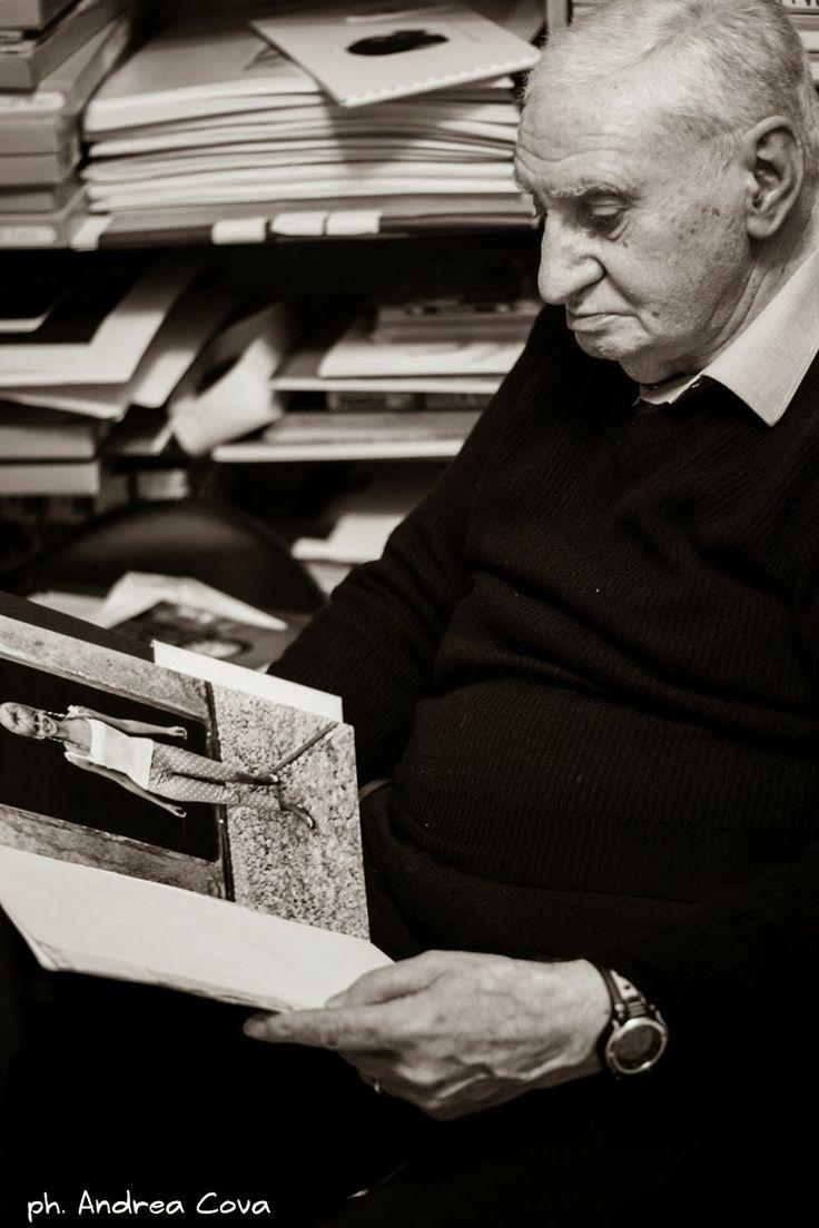 il volto della realtà: Virgilio Massani - Fotografo