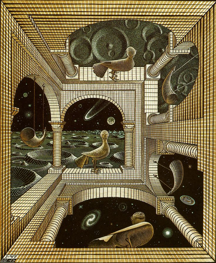 M. C. Escher: Facts and Information