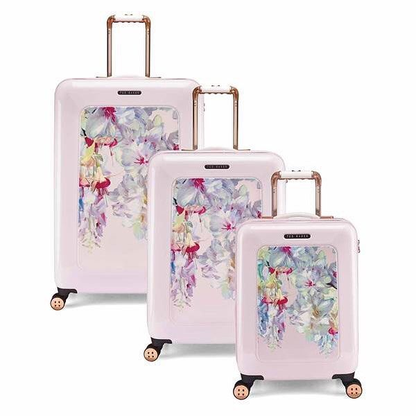 Have you seen @ted_baker 's new #HangingGardens suitcases? These #beautiful cases are in stock online now on caseluggage.com ... And guess what, new customers get 10% off when they sign up to our newsletter!  what a #bargain!