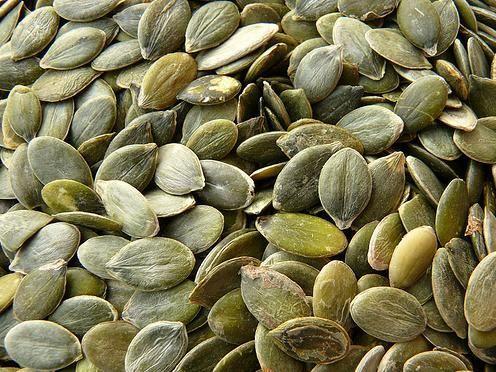 How to use pumpkin seed