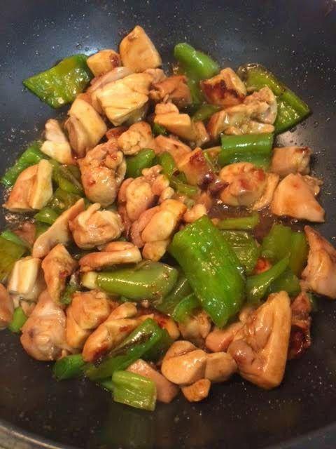 wok; receta; tutorial; anacardos; contramuslo; pollo; plato unico; salsa de ostras; salsa de soja; frutos secos; receta sana; receta saludable; pimiento; ajos tiernos; #wok #receta #recetaoriental #chino #pimiento #pimientoverde #anacardos #pollo #contramuslo #platounico #ajos #ajostiernos #salsadesoja #salsadeostras #salud #recetasaludable