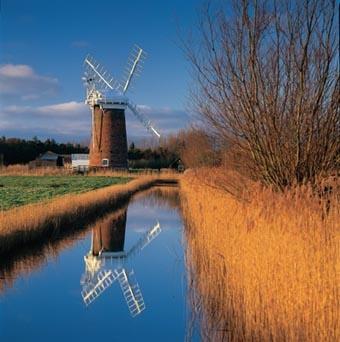 Horsey Windpump, Norfolk