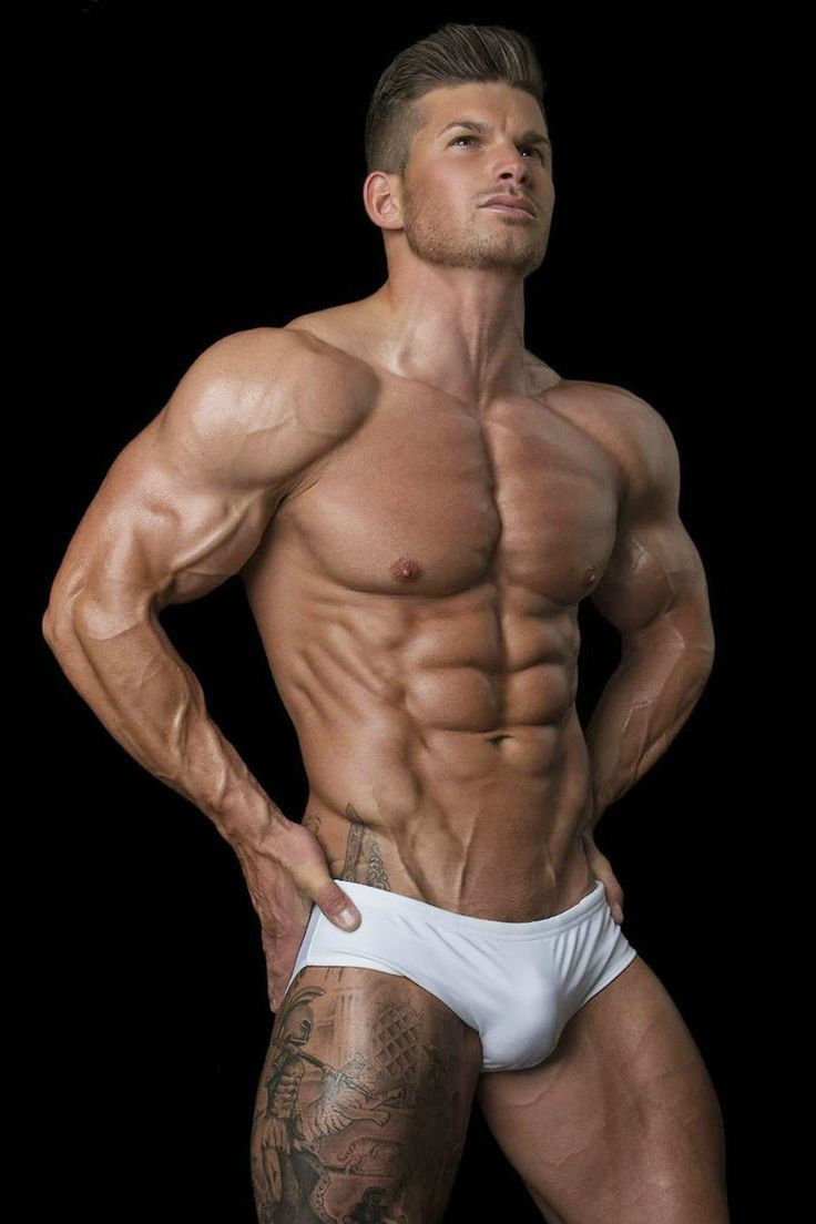gay muscle male