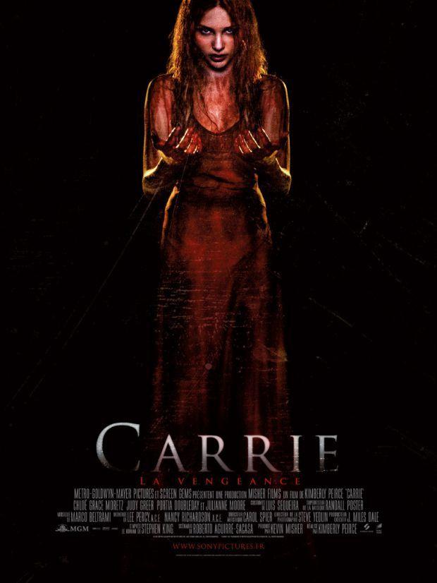 Faut-il aller voir... Carrie, la vengeance ?