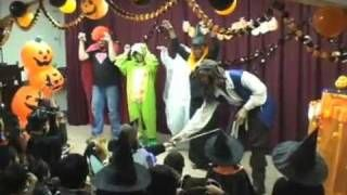 Cute song for kids for halloween- Knock, Knock, Trick or Treat, Who are You? (Ghost, Cowboy, Witch, Monster, etc)